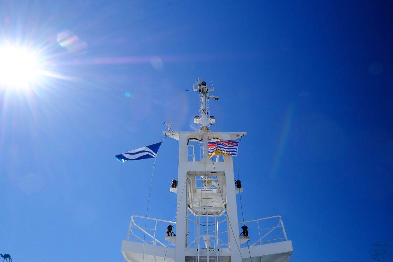 Le Chameau Bleu - Blog Voyage Canada - Ferry BC Colombie Britannique Canada Ile de Vancouver