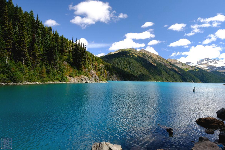 Le Chameau Bleu - Blog Voyage Canada Colombie Britannique - Lac de Garibaldi - Colombie Britannique Canada
