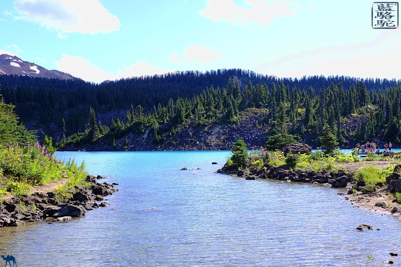 Le Chameau Bleu - Blog Voyage Canada Colombie Britannique - Garibaldi provincial park hiking trails Canada
