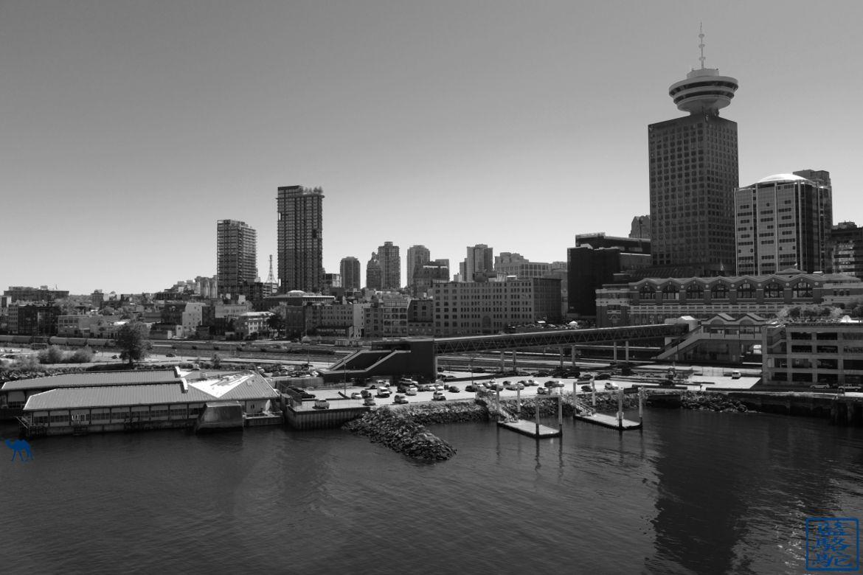 Le Chameau Bleu - Blog Voyage Vancouver Canada - Waterfront - Vancouver