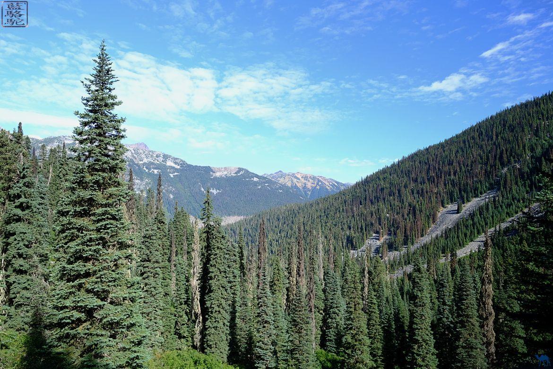Le Chameau Bleu - Blog Voyage Colombie Britannique Canada - Randonnée à Joffre Lakes - Colombie Britannique Canada