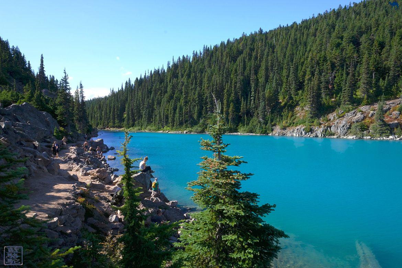 Le Chameau Bleu - Blog Voyage Canada Colombie Britannique - Randonnée au Garibaldi Lake - Trail - Voyage au Canada - Colombie Britannique