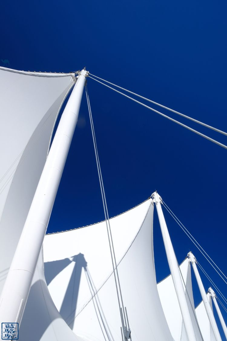 Le Chameau Bleu - Blog Voyage Canada - Balade sur le Waterfront de Vancouver