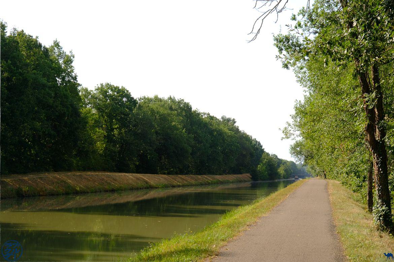 Le Chameau Bleu - Blog Canal des deux mers à vélo - Blog Voyage à vélo en France