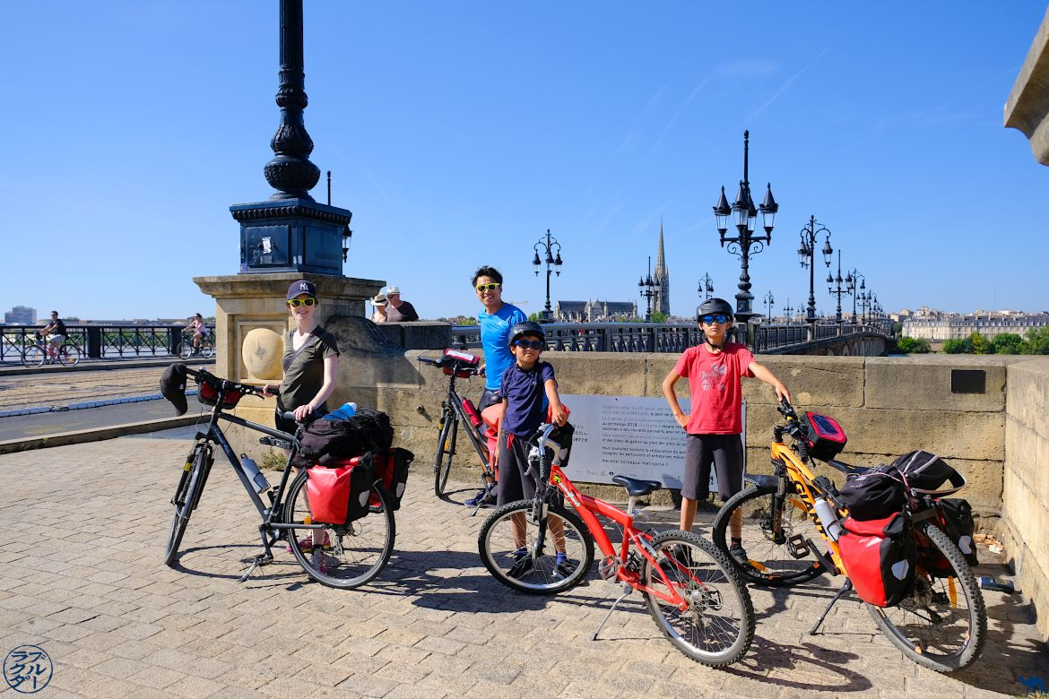 The Blue Camel - Velo Trip en el Canal DS 2 Seas - Llegada a Burdeos