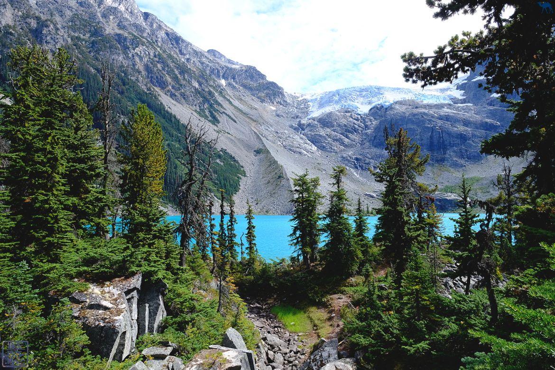Le Chameau Bleu - Blog Voyage Colombie Britannique Canada - The Upper Joffre Lake Trail Vancouver Canada