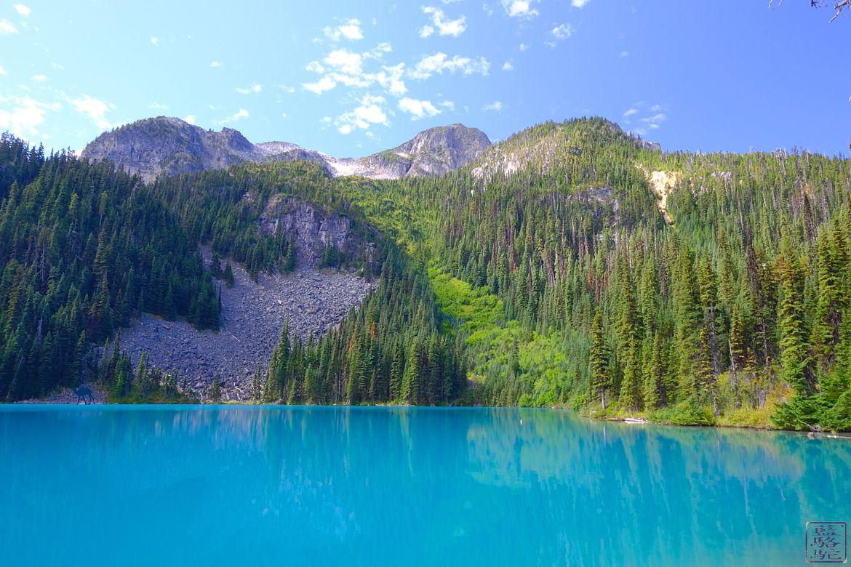 Le Chameau Bleu - Blog Voyage Colombie Britannique Canada - Randonnée Joffre Lake Provincial Park BC - Canada