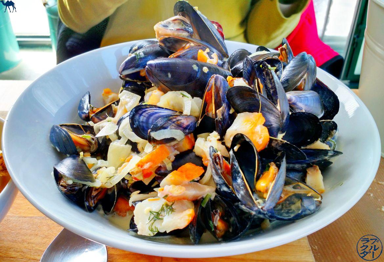 Le Chameau Bleu - Blog Voyage et Gastronomie - Cap Fréhel - La Ribote - Moules au Haddock et Curry