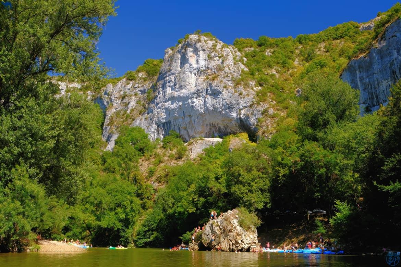 Le Chameau Bleu - Blog Voyage et Cuisine - gorges du Tarn et Garonne