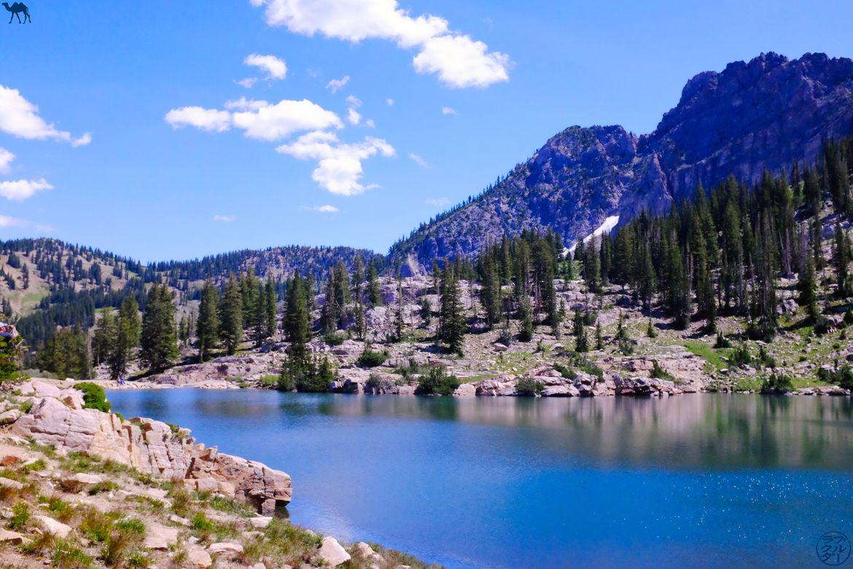Le Chameau Bleu - Blog Voyage et Gastronomie - Randonnée à Secret Lake dans l'Utah