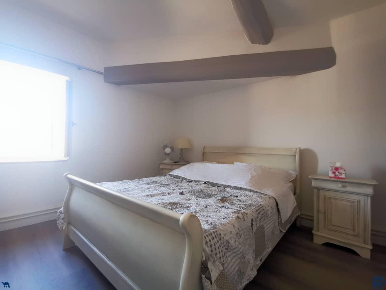 Le Chameau Bleu - Blog Voyage et Cuisine - Chambre  de la Ferme des Parreaux - Tarn et Garonne
