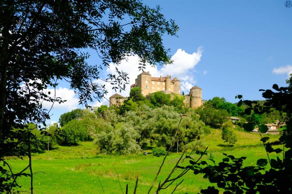 Le Chameau Bleu - Blog Voyage et Outdoor - Chateau de Bourgogne