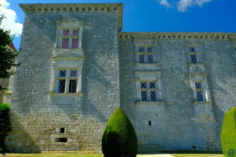 Le Chameau Bleu - Blog Voyage et Gastronomie -  Lomagne : Château de Gramont - Tarn Et Garonne