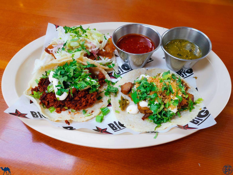Le Chameau Bleu - Blog Voyage Chicago USA- Tacos chez Big Star