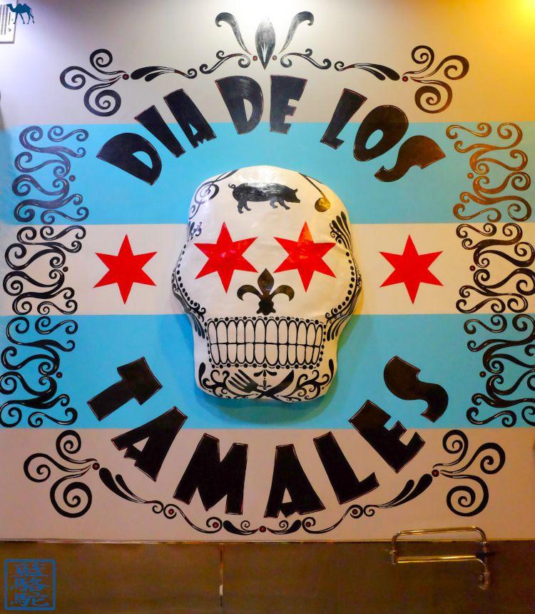 Le Chameau Bleu - Blog Voyage Chicago - Los Dias de Tamales