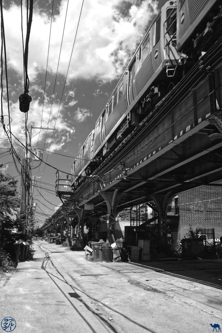 Le Chameau Bleu - Blog Voyage Chicago - Métro de Chicago