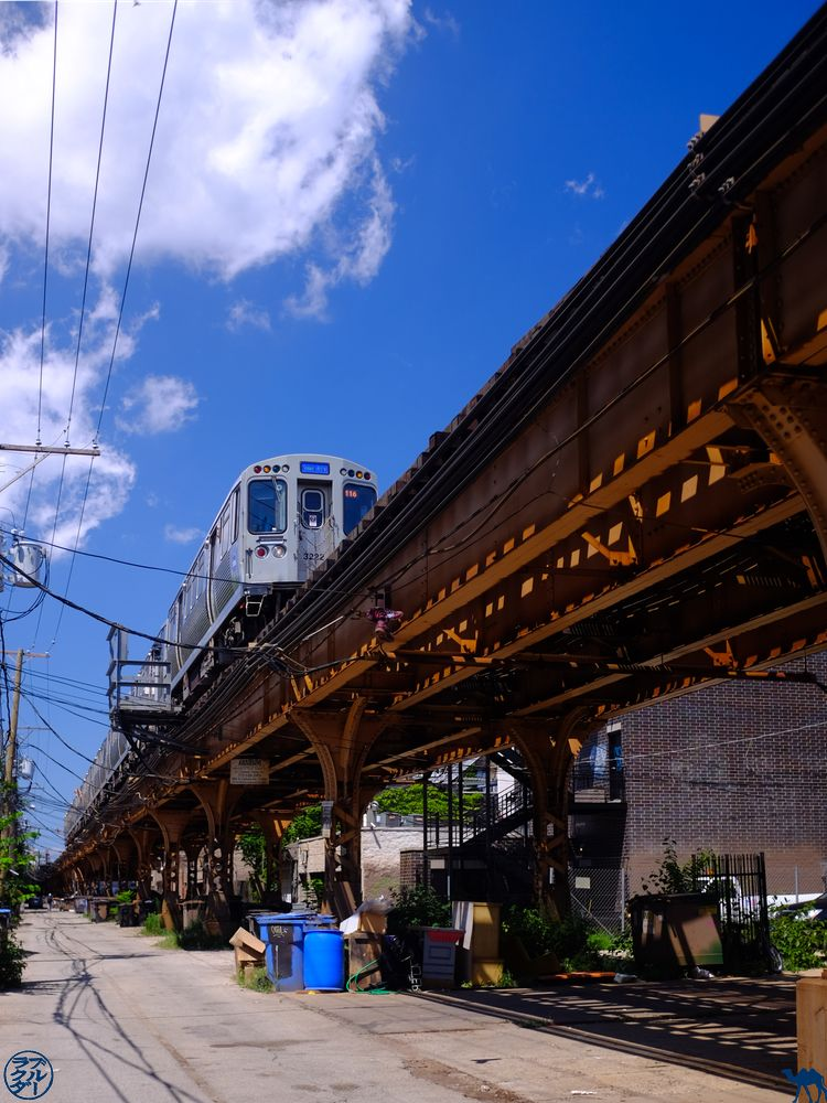 Le Chameau Bleu - Blog Voyage Chicago - Balade dans Chicago