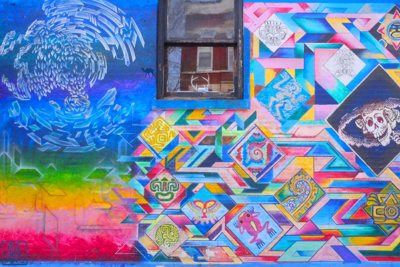 Le Chameau Bleu - Blog Voyage Chicago - Street Art à Pilsen