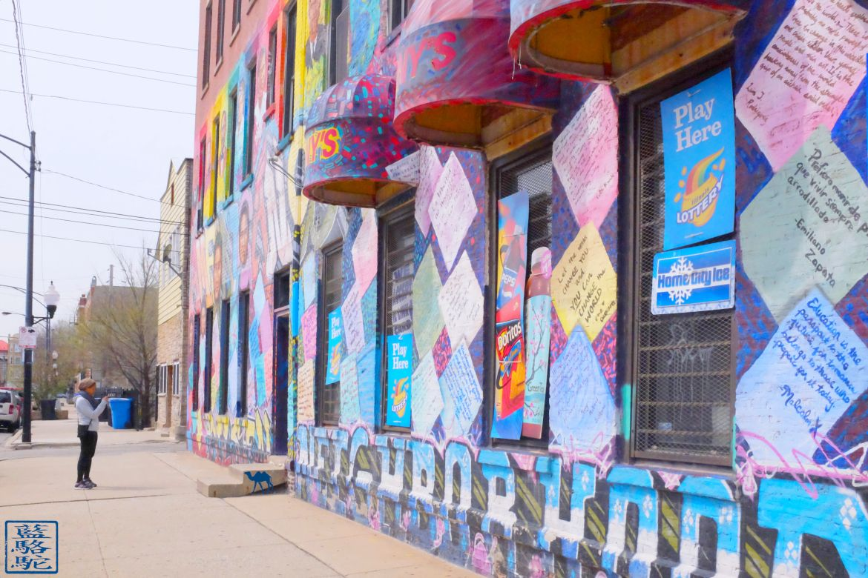 Le Chameau Bleu - Blog Voyage Chicago - PILSEN Voyage à Chicago USA
