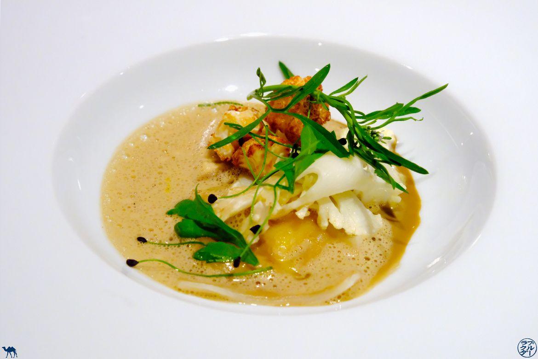 Le Chameau Bleu - Blog Gastronomie - Raviole de Panais - Le Clos Y