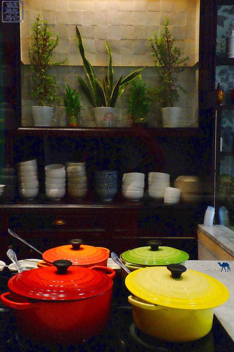 Le Chameau Bleu - Blog Voyage New York City - Restaurant Le Botaniste Soho New York - Cocotte