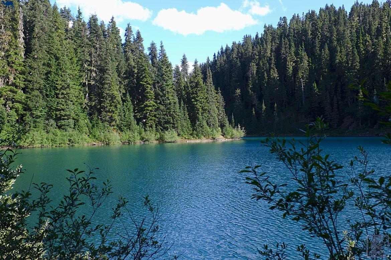 Le Chameau Bleu - Blog Voyage Canada Colombie Britannique - Barrier Lake - Garibaldi Provincial Park - Canada