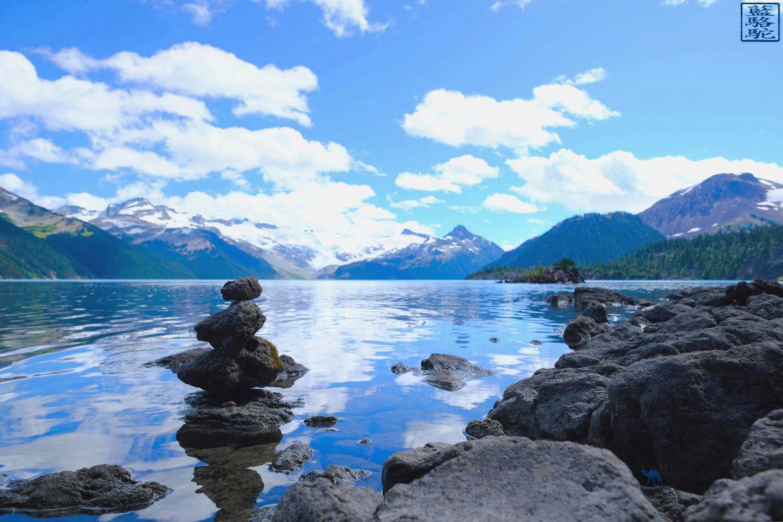 Le Chameau Bleu -Blog Voyage Canada Colombie Britannique - Paysage du Garibaldi Lake - Vacance au Canada