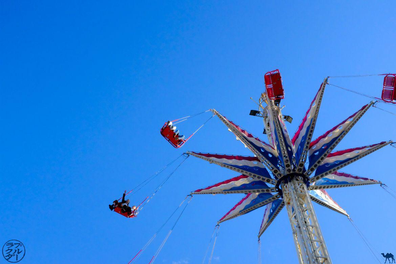 Le Chameau Bleu - Blog Voyage Coney Island. - Manege