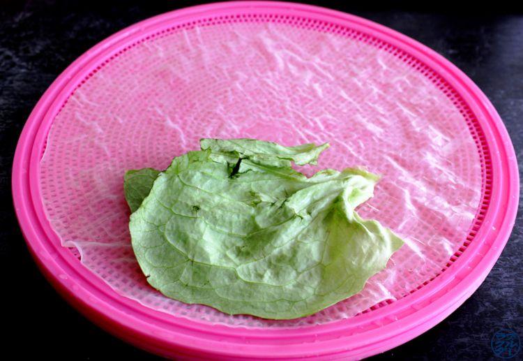 Le Chameau Bleu - Blog Recette Cuisine Rouleaux de Printemps - Méthode pour faire des rouleaux de printemps Cuisine