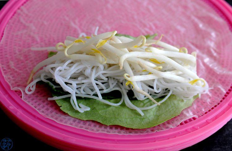 Le Chameau Bleu - Blog Cuisine Asiatique - Comment faire des rouleaux de printemps pas à pas