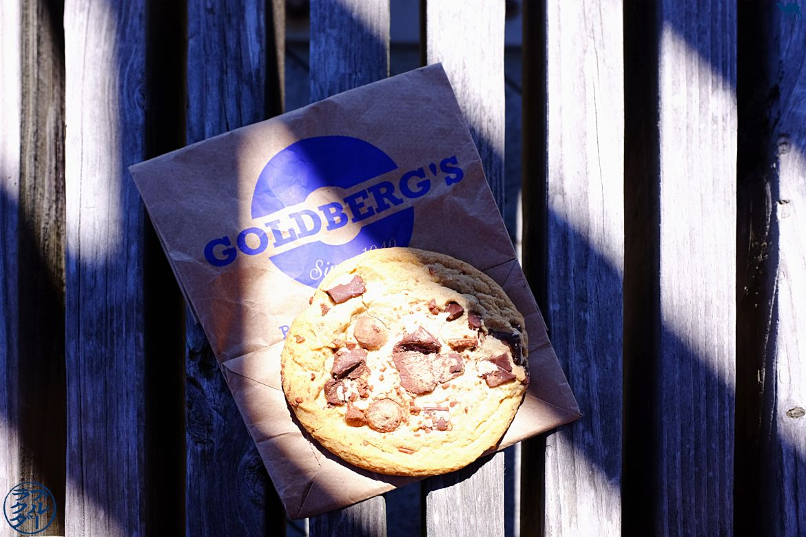 Cookies de Goldberg's Bagel à Patchogue - Le Chameau Bleu