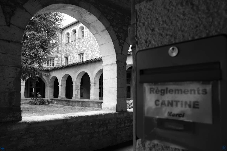 Le Chameau Bleu - Blog Voyage et Gastronomie -  Couvent des Ursulines - Montpezat de Quercy