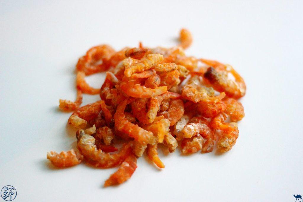 Le Chameau Bleu - Blog Voyage et Gastronomie - Crevettes séchées