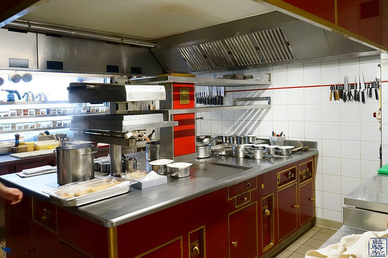Le Chameau Blue - Blog Cuisine et Voyage - Dans les cuisines d'une restaurant doublement étoilé - Val d'Isere