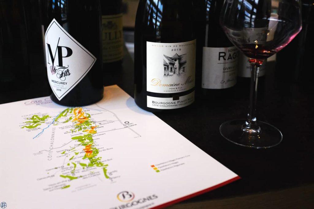Le Chameau Bleu - Blog Voyage et Outdoor - Dégustation de vins de bourgogne