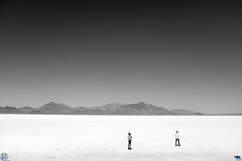 Le Chameau Bleu Blog Voyage Utah - Desert de sel de Bonneville salt Flats