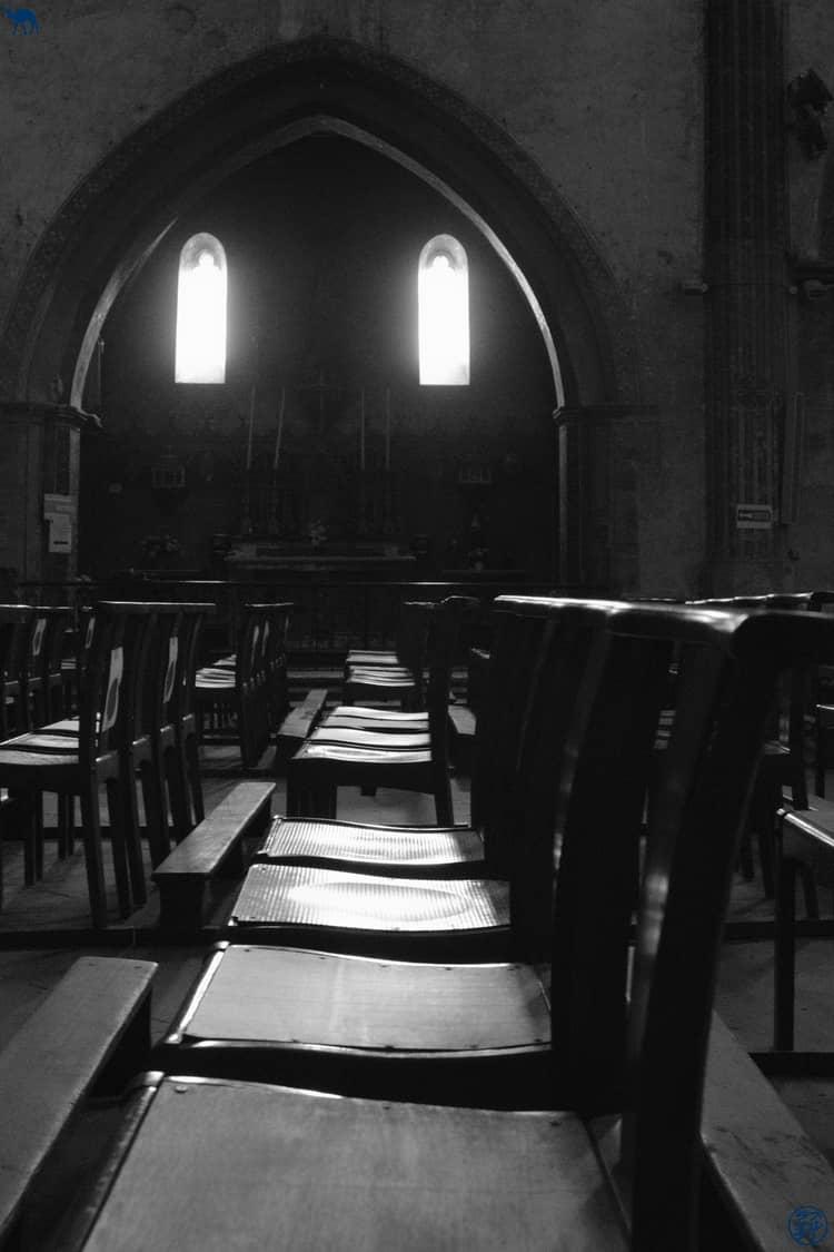 Le Chameau Bleu - Blog Voyage et Cuisine - Notre Dame de L'Assomption de Beaumont de Lomagne - Tarn et Garonne