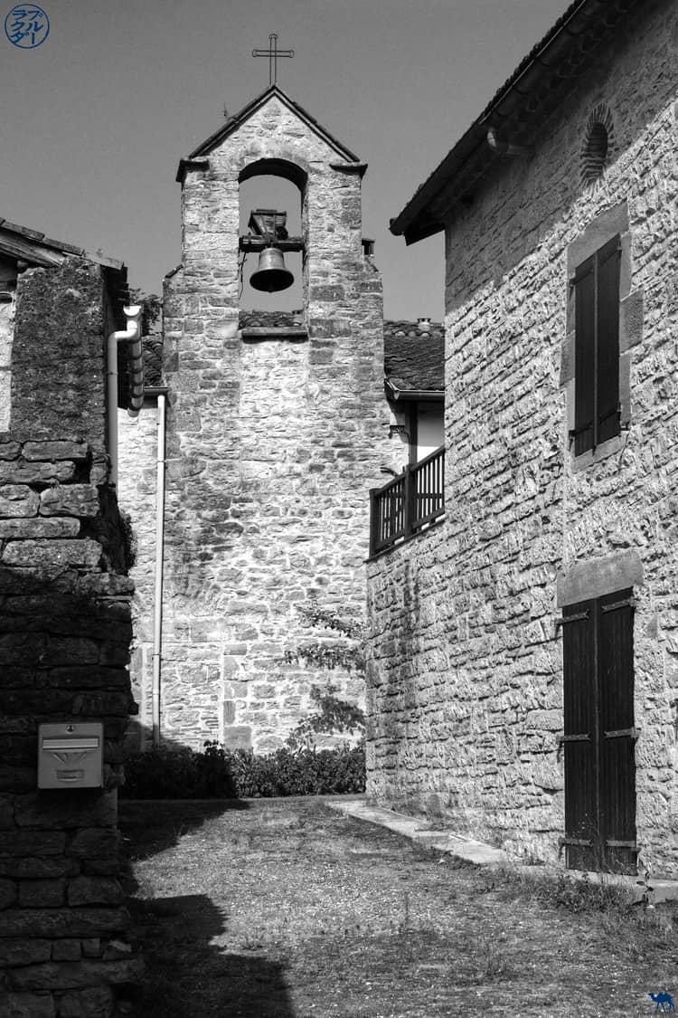 Le Chameau Bleu - Blog Voyage et Cuisine - Eglise Feynerols - Tarn et Garonne