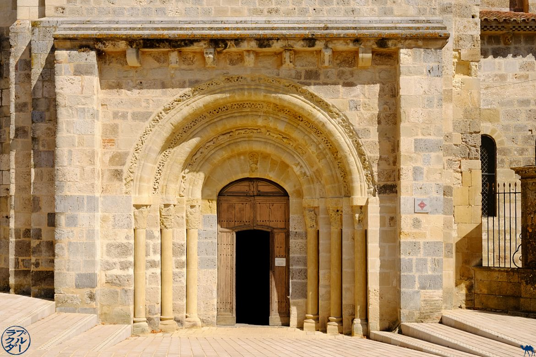 Le Chameau Bleu - Blog Voyage à Vélo en Lot et Garonne - Eglise du Mas d'agenais - Canal des deux mers