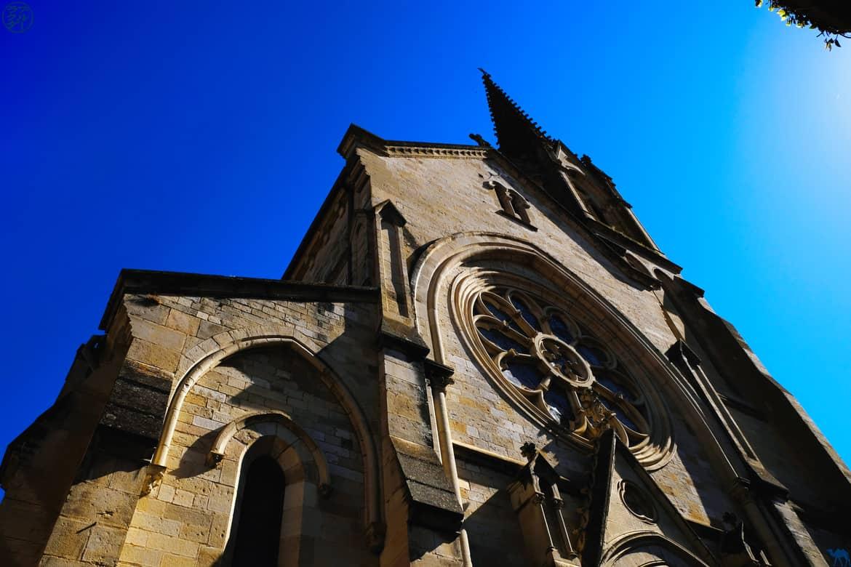 Le Chameau Bleu - Blog Voyage et Gastronomie - Eglise de Saint Antonin Noble Val