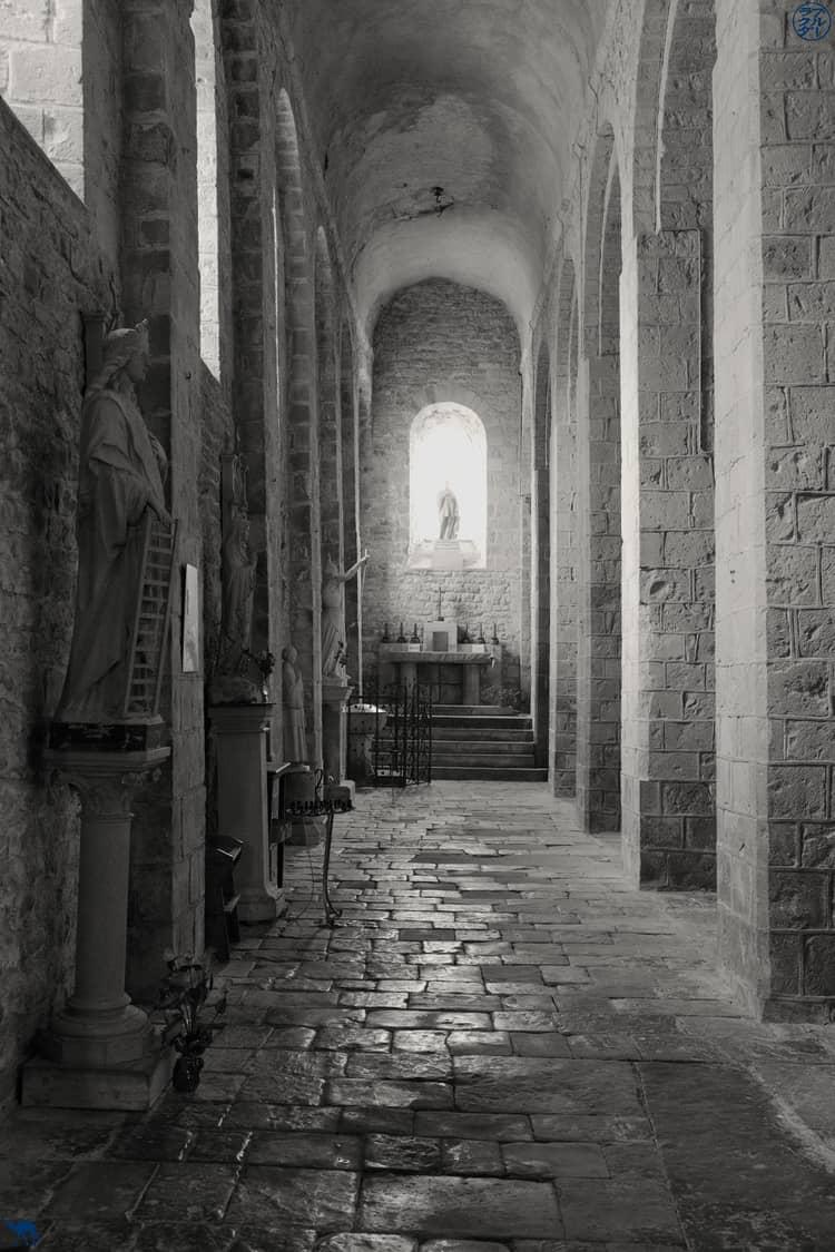 Le Chameau Bleu - Blog Voyage et Cuisine - Eglise Saint Pierre de Varen - Tarn et Garonne