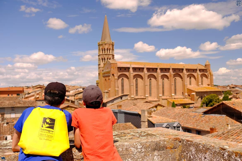 Le Chameau Bleu - Blog Voyage et Cuisine - Enfants de Beaumont de Lomagne - Tarn et Garonne