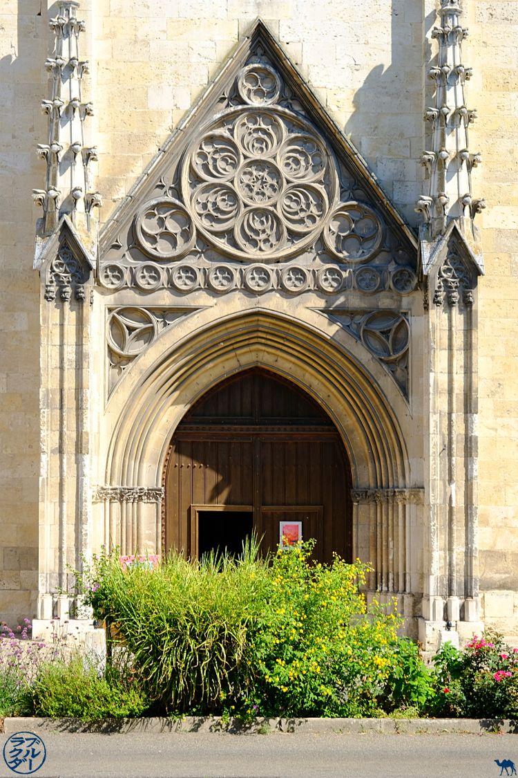 Le Chameau Bleu -Blog Voyage Photo du Lot et Garonne - Cathedrale Saint Caprais Agen et sa cathédrale
