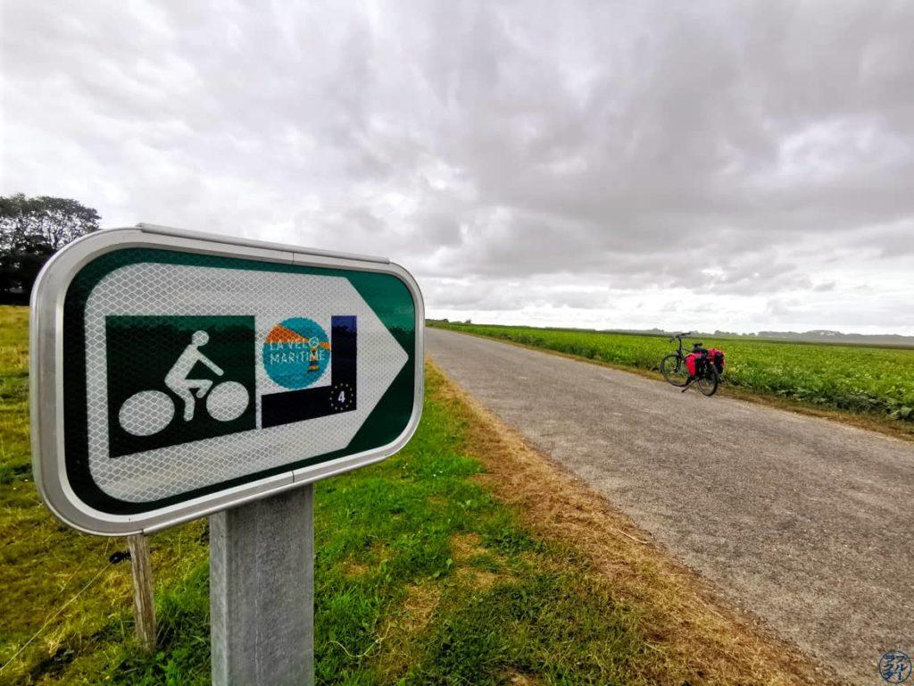 Le Chameau Bleu - Blog Voyage et Photo - EuroVelo 4 en Normandie - Fécamp Dieppe à vélo