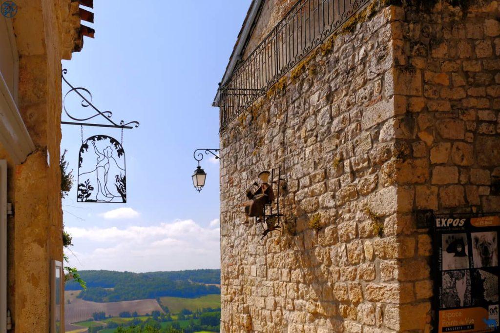 Le Chameau Bleu - Blog Voyage et Gastronomie - Ferronnerie de Lauzerte - Tarn Et Garonne