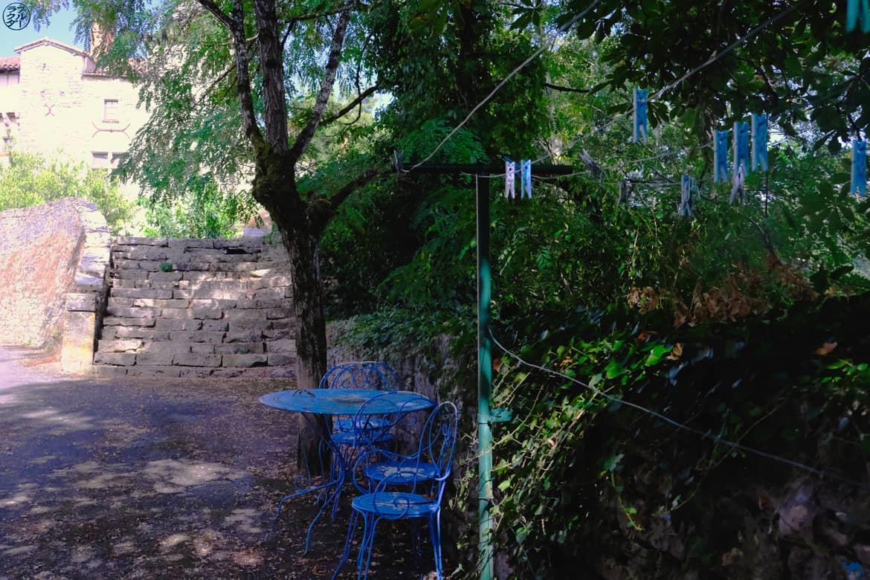Le Chameau Bleu - Blog Voyage - Gorges de l'Aveyron - Feynerols