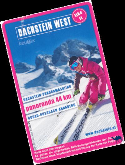 Le Chameau Bleu - Blog Voyage en Autriche - Forfait Ski Dachstein West