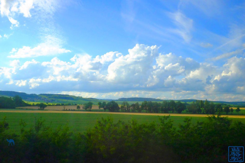 Le Chameau Bleu - Blog Voyage Santenay Bourgogne - Bourgogne