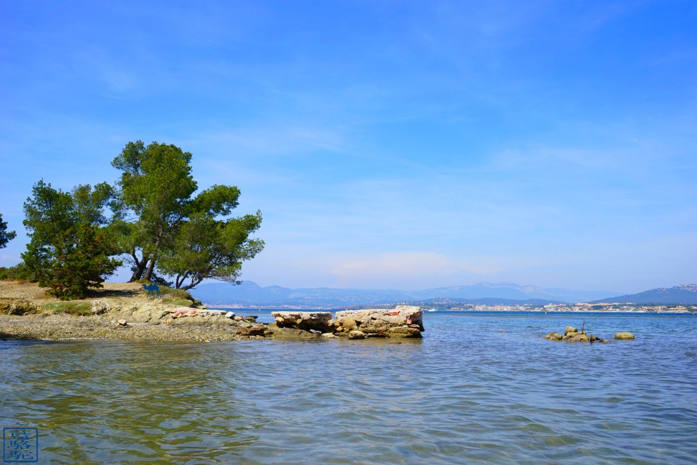 Le Chameau Bleu - Blog Voyage Méditerranée - L'ile des Embiez