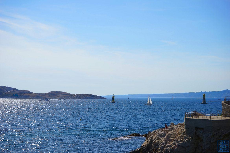 Le Chameau Bleu - Blog Voyage Méditerranée - MALMOUSQUE à Marseille